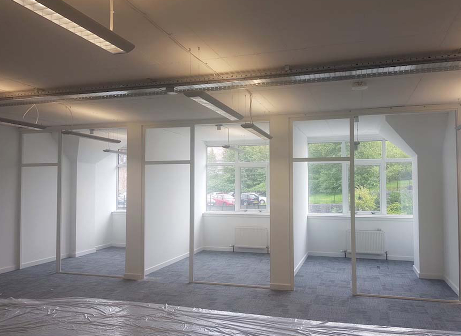 Office Refurb Wansted